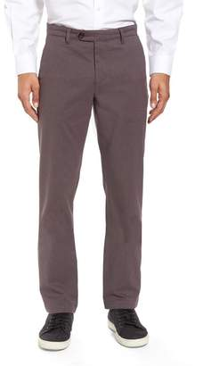 Ted Baker Freshman Modern Fit Brushed Pants