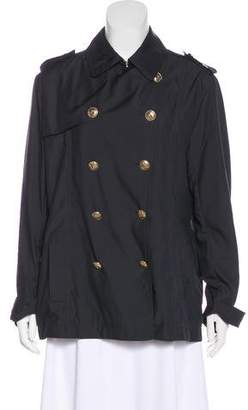 Versace Casual Long Sleeve Jacket