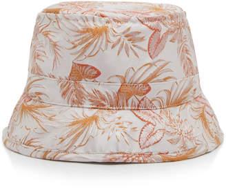 Anna Sui Fern Jacquard Hat