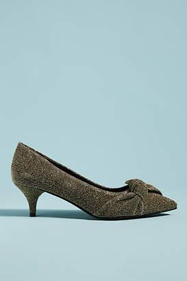 Bibi Lou Glitter Kitten Heels