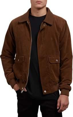 Volcom Domjohn Corduroy Jacket