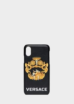 Versace Blasone Barocco Case - iPhone X