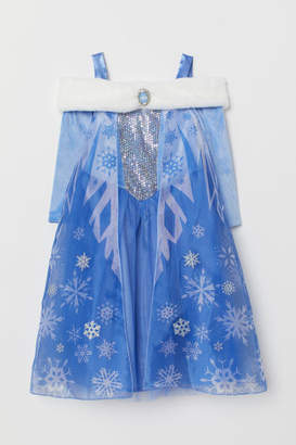 H&M Costume Dress - Blue