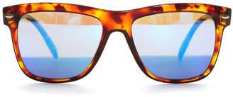Warehouse Spektre Reflective Wayfarer Sunglasses