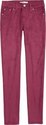 Levi's 710(TM) Super Skinny Faux Suede Jeans