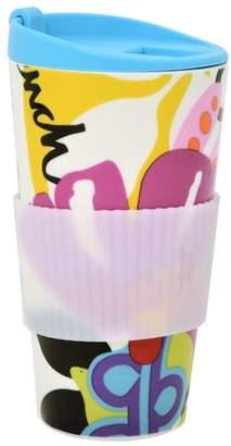 French Bull Gala Porcelain Traveller Mug