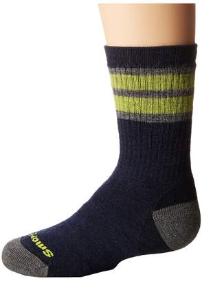Smartwool Striped Hike Medium Crew 3-Pack Crew Cut Socks Shoes