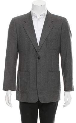 Marc Jacobs Virgin Wool Two-Button Sport Coat