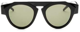 Smoke X Mirrors x FIORUCCI Atomic3 Round Sunglasses
