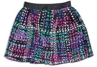 Kate Spade Girls' Dotty Plaid Skirt - Big Kid