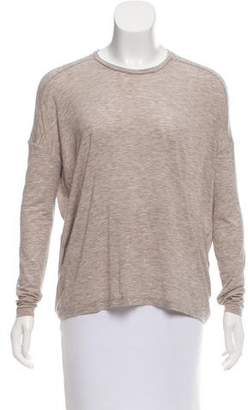 VPL Scoop Neck Long Sleeve Top w/ Tags