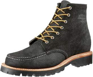 Chippewa Original Collection Men's 1901M62 6 Inch Moc Toe Lugged Field Boot