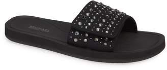MICHAEL Michael Kors Embellished Slide Sandal