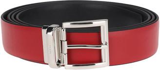 Prada Reversible Bi-coloured Leather Belt
