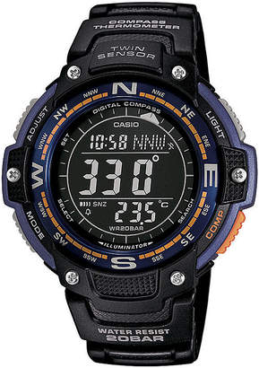 Casio Twin Sensor Mens Compass/Thermometer Sport Watch SGW100-2B