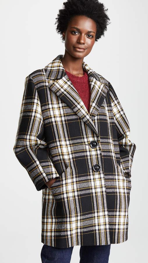 Lance Oversized Coat