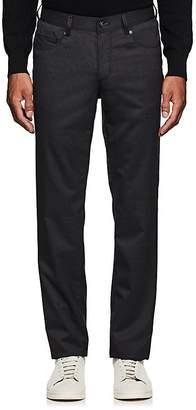 Hiltl Men's Wool Twill Slim Trousers