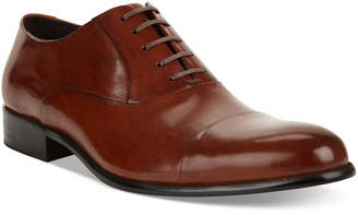 4645e0633403a9 Kenneth Cole New York Brown Oxford Men s Shoes