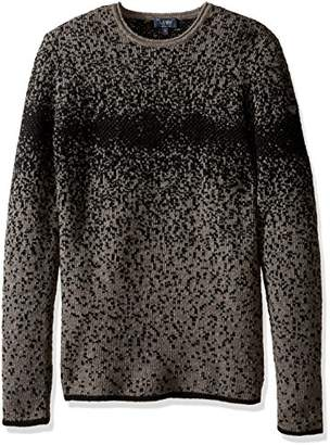 Armani Jeans Men's Speckled Sweater