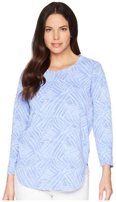 Fresh Produce Ocean Tide Catlina Top Women's Long Sleeve Pullover