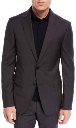 Z Zegna Drop 8 Two-Piece Wool Suit