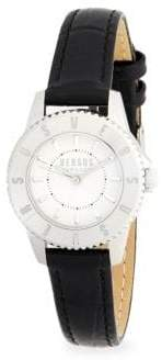 Versace Stainless Steel Strap Analog Watch