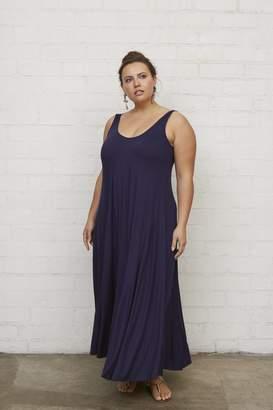 White Label Nora Dress - Cove, Plus Size