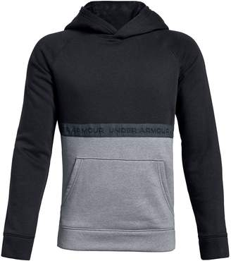 6e62f855d Under Armour Boys 8-20 Baseline Colorblock Pullover Hoodie