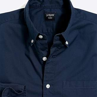 J.Crew Mercantile Slim-fit flex washed shirt