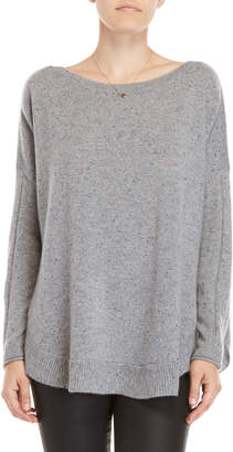 Qi Speckle Vented Sweater