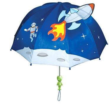 Space Hero Kids Umbrella
