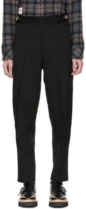 Stella McCartney Black Cargo Pants