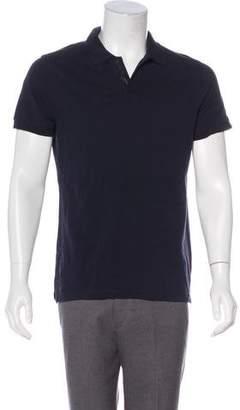 Armani Collezioni Piqué Polo Shirt