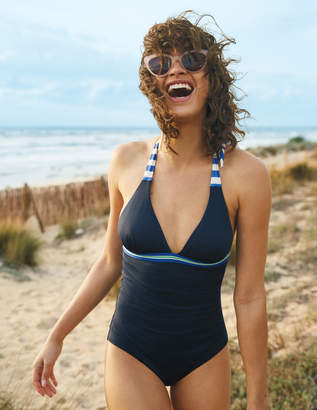 Boden Elba Halter Swimsuit