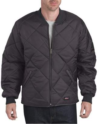 Dickies Men's Lightweight Quilted Lined Jacket