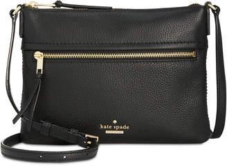 Kate Spade Jackson Street Gabriele Pebble Leather Crossbody
