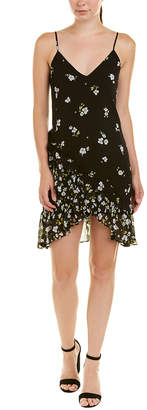 Bardot Floral Shift Dress