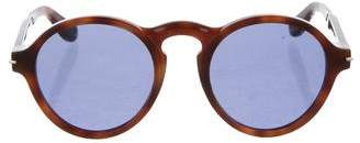 Givenchy Round Tortoiseshell Sunglasses w/ Tags