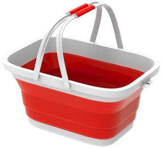 Collapsible Basket-Space Saving Pop Up Handbasket by Lavish Home