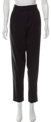 Protagonist High-Rise Trouser 18 Pants Black High-Rise Trouser 18 Pants