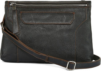 PERLINA Perlina Istanbul Leather Crossbody Bag $129 thestylecure.com