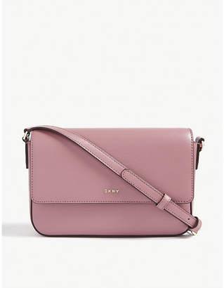 DKNY Bryant leather cross-body bag