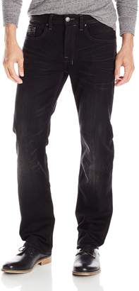 Buffalo David Bitton Men's Driven Jean Straight Leg Jean