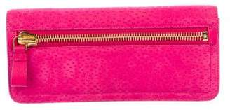 Tom Ford Suede Jennifer Clutch