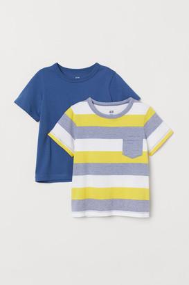 H&M 2-pack T-shirts