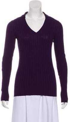 Dolce & Gabbana Lightweight V-Neck Sweater