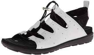 Ecco Women's Women's Jab Toggle Sandal