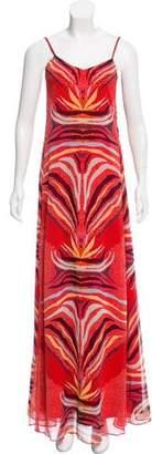 Mara Hoffman Sleeveless Printed Dress w/ Tags