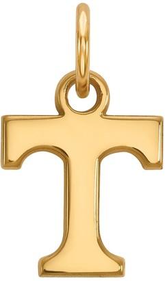 Logoart LogoArt Tennessee Volunteers 14K Yellow Gold XS Pendant