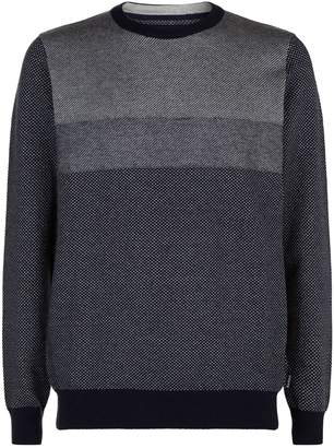 Barbour Knitted Tonal Sweater